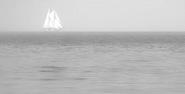 Segelschiff - Aus Meerblick - Bilder von Dirk Jürgensen / Düsseldorf